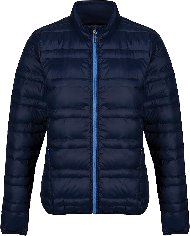 Regatta Womens/Ladies Firedown Baffled Quilted Jacket