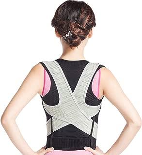 Small Oranges Back Support Belt Posture Corrector for Adult Children Back Straightener Braces Lumbar Support
