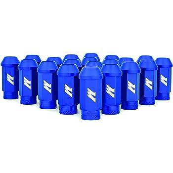 Herramienta MISHIMOTO Azul Aluminio Rueda Bloqueo Tuercas M12 X 1.5