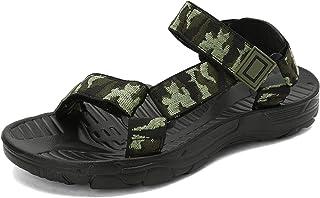 Sponsored Ad - Shadowfax Boys Water Sandals Outdoor Hiking Adjustable Strap Sport Sandals