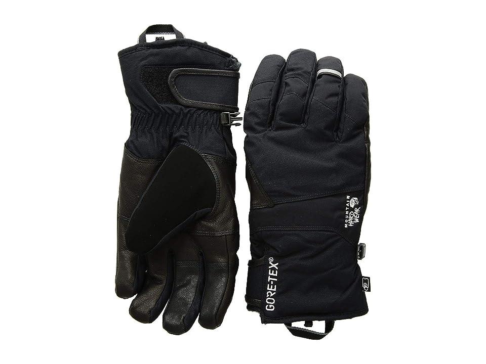 Mountain Hardwear Superbird GORE-TEX Gloves (Black) Snowboard Gloves