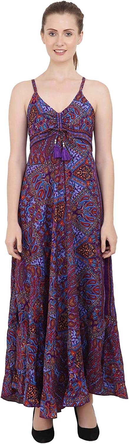 Summer Maxi Dresses – Casual Over item Manufacturer regenerated product handling ☆ Women for