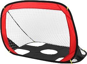 Voetbal Gate Net-Kinderen Voetbal Training Set Opvouwbare Voetbal Doel Bal Net Indoor Outdoor Speelspel
