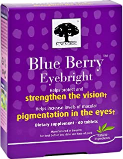 New Nordic Blueberry Eyebright