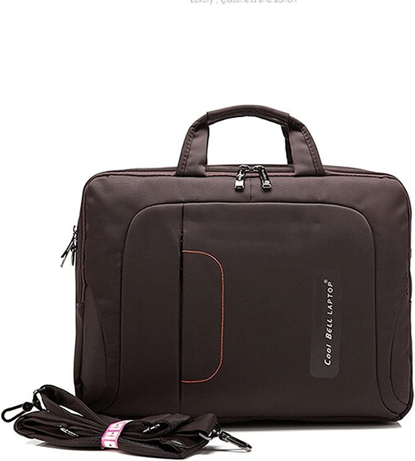 Colnsky 15 inch Laptop Tablet Predective Carrying Briefcase Bag New Style