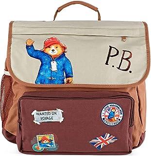 Mochila Maleta para Niños Día Mundial del Libro | Aventuras de Paddington Bear TV | Mochilas escolares para niñas o niños 3 4 5 6 7 8 9 años