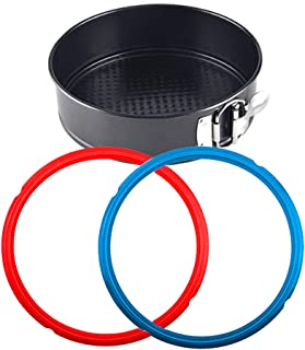 Best silicone cake pan instant pot Reviews