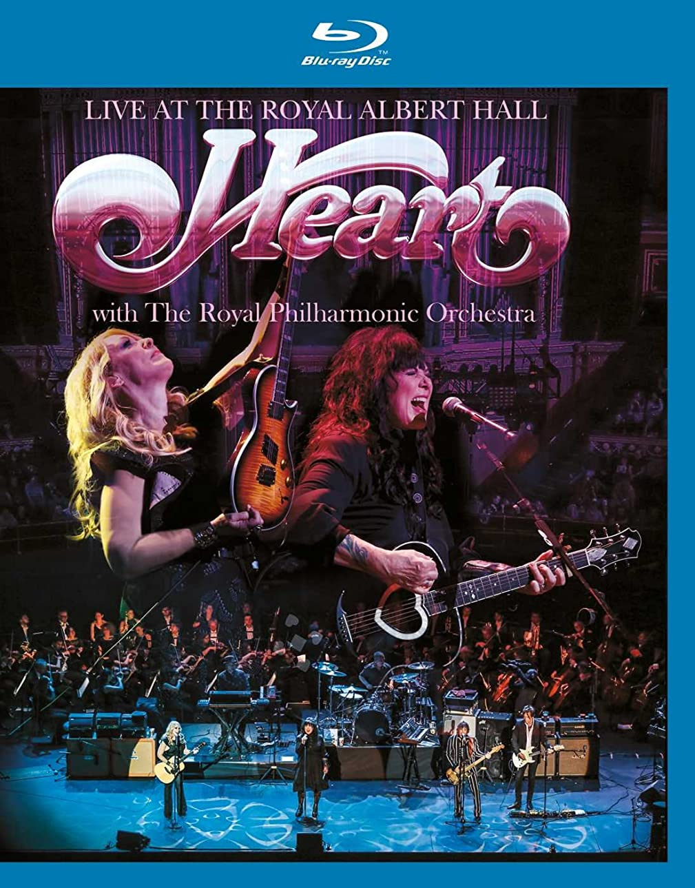 逆さまに裁定虚弱Live at the Royal Albert Hall [Blu-ray]