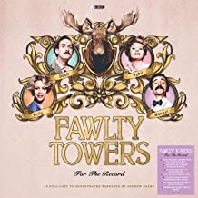 For The Record [Boxset Contains Six 140-Gram White Colored Vinyl LP's With An Autographed Picture Of John Cleese]