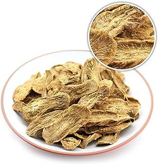 GOARTEA 100g (3.5 Oz) Premium Organic Nature Dried Gold Burdock Root Cut Health Chinese Harbal Tea Hierbas