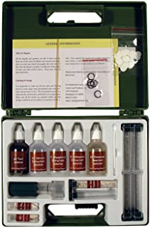Rapitest Premium Soil Test Kit Lawn Flower Plant Test Garden Tester Ph Npk (80 Test Kit 1663)