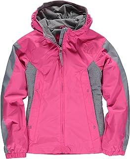 ロンドンフォグBig Girls 'フード付きスプリングInsulated Jacket