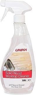 Limpiador neutro pH 7 de Unika, para encimeras de madera