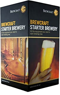 Brewcraft Homebrew Starter Brewery Beer Starter Kit