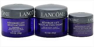 Lancome Renergie Nuit Multi Lift 15 ml.+Lift Multi-Action Reviva Plasma Concentrate 10ml.+Eye Cream 5ml