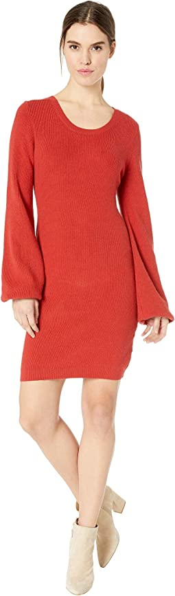 Capricorn Sweater Knit Dress