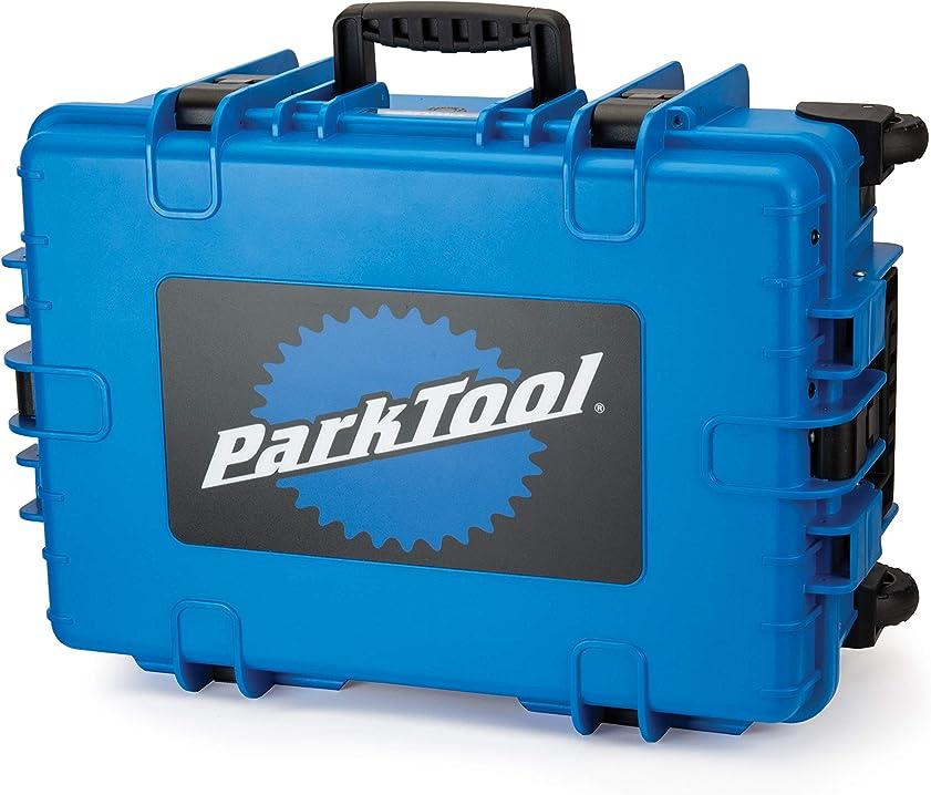 Cassetta degli attrezzi  park tool bx-3, bx-3-rolling blue, taglia unica 901873-01