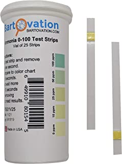 Best ammonia test strip Reviews