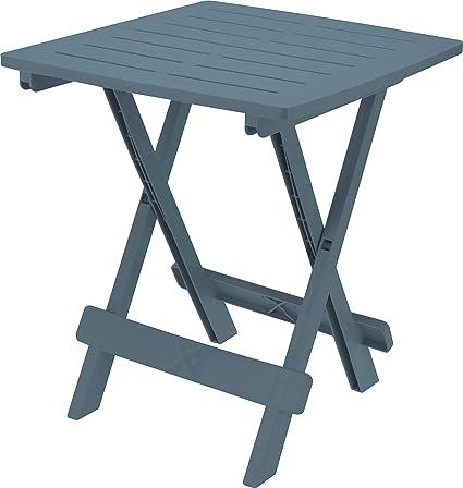 Fair Shopping Campingtisch Gartentisch Klapptisch Falttisch Beistelltisch Klappbar 45x50cm 4 Farben Blau Amazon De Sport Freizeit