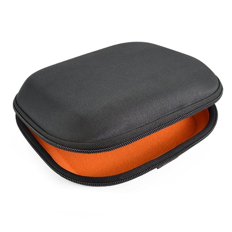 また母音モンキーSONY MDR-ZX100, ZX300, ZX310, XB200, ZX102DPV, Sennheiser HD219, HD229, HD239, HD218 ヘッドホンキャリングケース/バッグ、ケーブル、 AMP、部品および付属品を収容する余地がある/Headphone Full Size Hard Carrying Case