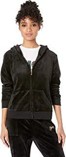 Womens Cursive Foil Logo w/Glitter Hoodie