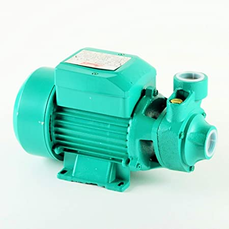 Electric Water Pump 1HP - Portable Power Water Pumps - Amazon.com