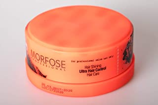 Morfose Neon Pro Hair Wax 150ml (Pink - Hair Shining Ultra Hair Control # 4)