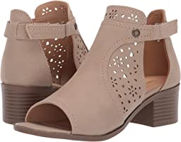 Light Taupe Faux Nubuck