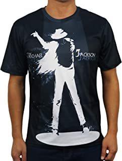 Michael Jackson King of Pop Shirt 3D Print Unisex Short Sleeve T-Shirt