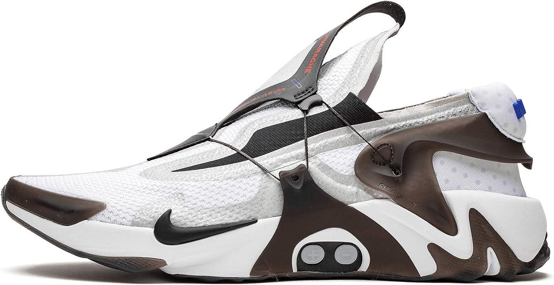 Nike Adapt Huarache (White/Black-Bright