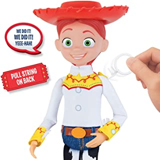 Disney Toy Story Talking Dlx Jessie B/O, Multi-Colour, 14 inch, 64457