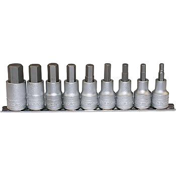 """5//16/"""" Teng Tools M381110-C3//8/"""" Drive Hex Socket Bit"""