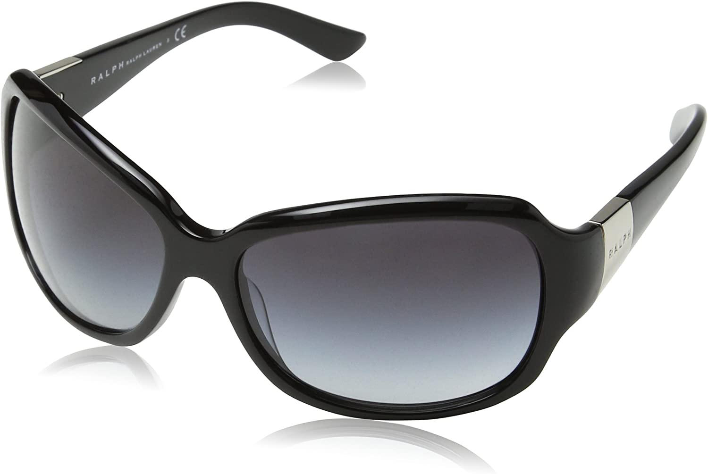 Ralph by Regular store Popular brand in the world Lauren Women's Ra5005 Sunglasses Oval