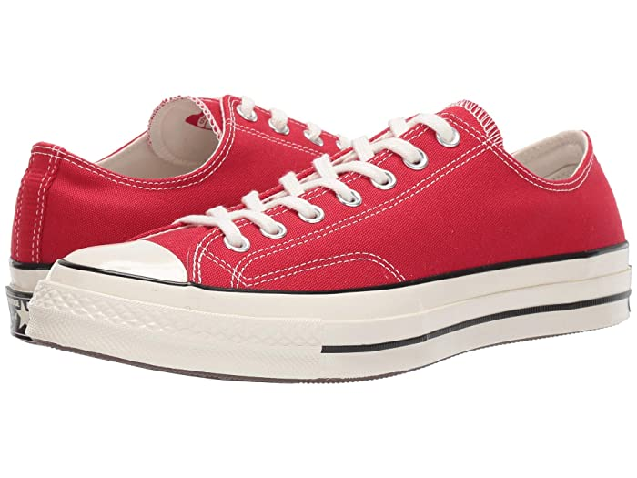 Converse  Chuck Taylor All Star 70 Ox (Enamel Red/Egret/Black) Athletic Shoes