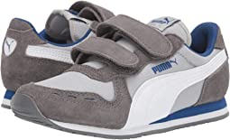 High-Rise/Castlerock/PUMA White/Galaxy