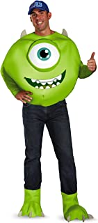 Disguise Men's Disney Pixar Monsters University Mike Deluxe Costume