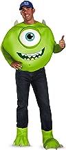 Disguise Men's Disney Pixar Monsters University Mike Deluxe Costume