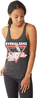 Alternative Apparel Women's Everglades National Park Meegs Racerback Eco-Jersey Tank Top