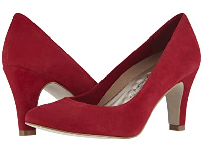 Walking Cradles Marley (Red Suede) Women