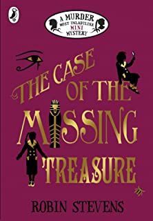 The Case of the Missing Treasure