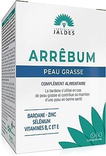 Arbum 60 compr con bardana. zinc. selenio y vitaminas
