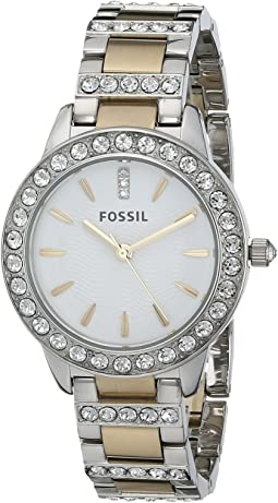 ES2409 Stainless Steel Bracelet Analog Dial Watch