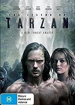 The Legend of Tarzan (DVD)