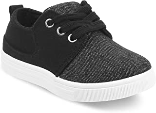 KITTENS Black Boys Sneakers