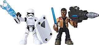 Star Wars Galactic Heroes Finn (Jakku) and First Order Stormtrooper Pack