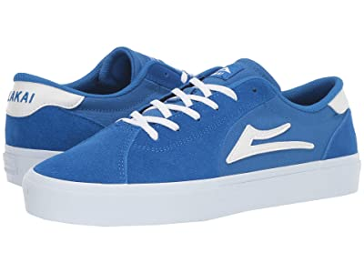 Lakai Flaco II (Blue Suede) Men