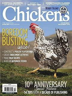 Best chickens hobby farms magazine Reviews