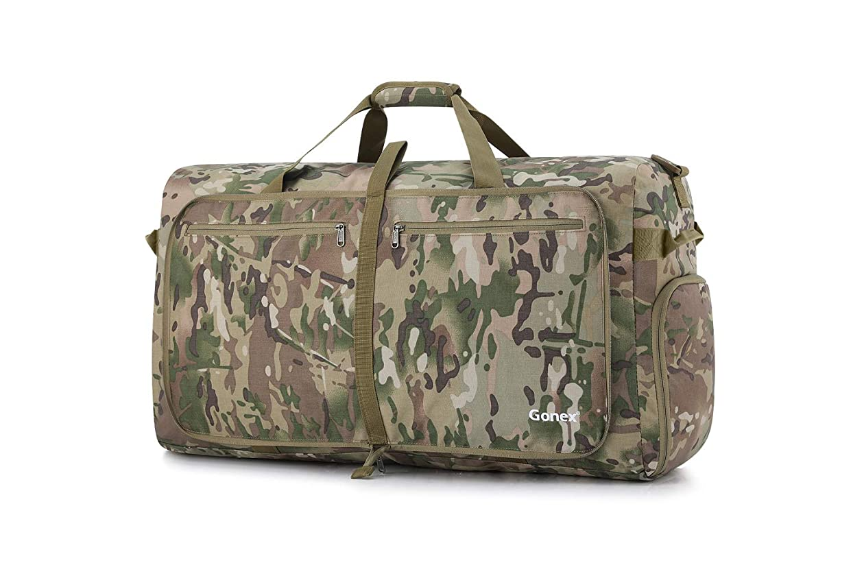 2c646bc19 Gonex 100L Foldable Travel Duffle Bag, Extra Large Luggage Duffel 12 Color  Choices