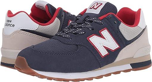 NB Navy/Moonbeam