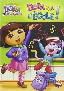 Dora l'exploratrice - Dora va l'école (DVD) Import [FR FORMAT]